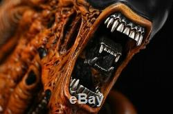 Alien3 Head Statue DOG BUST 1/3 figure limited in stock hot Sculpture Collection