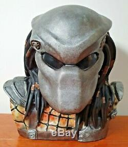 Predator life size Limited Edition DVD Bust. Head statue rare collectable