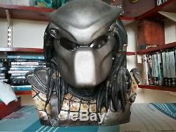 Predator life size Limited Edition DVD Bust. Head statue rare collectible