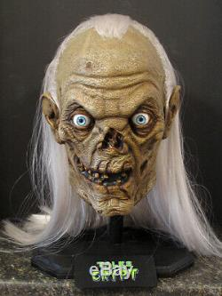 Tales From The Crypt Cryptkeeper lifesize bust with stand head prop mask statue